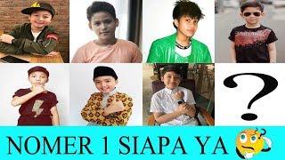 7 Artis Cilik Paling Ganteng di Indonesia 2019, NO 1 Ternyata!!!😲😱