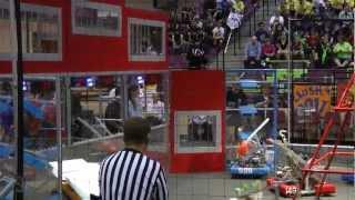 Team CAUTION 1492 - qualifying match 8 - AZ 2013