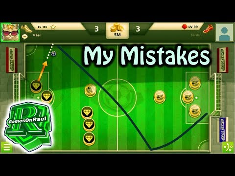 SOCCER STARS Dont Do IT On The Wrong DAY - My Mistakes | ALL IN 20M