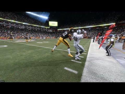 Jason Verrett Forces Incomplete Pass | Madden 19 PC Mod Gameplay