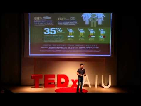 Engineering a better society: Mustafa Kanorwala at TEDxAIU