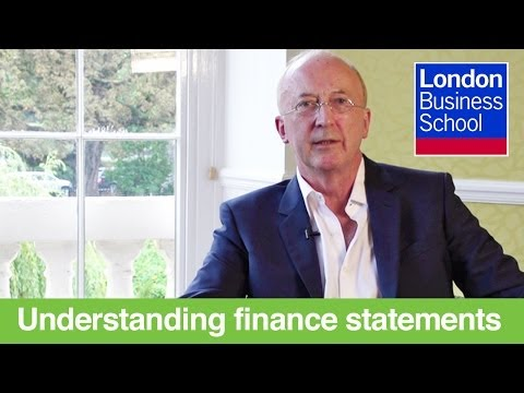 The importance of financial statements | London Business School