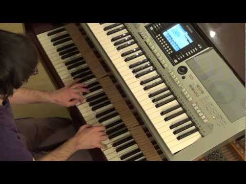 WM Song - Andreas Gabalier - Go For Gold - Piano & Keyboard Synth Cover By LIVE DJ FLO