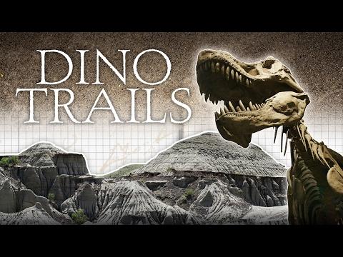 Dino Trails - Episode 1 - The Dinosaur Expert