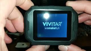 Vivitar Go Cam- Perfect affordable camera for