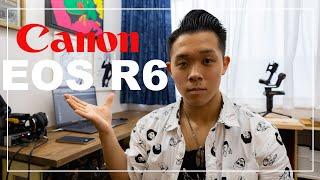 Canon EOS R6はバケモノカメラ!?