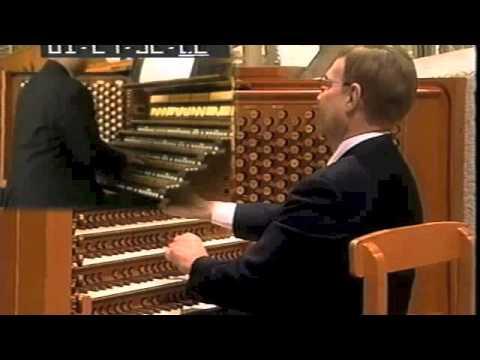 Grand Chorus in B Flat (Theodore Dubois)
