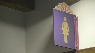 Union Offers Free Menstrual Products - Day Turn for TV Reporting Video