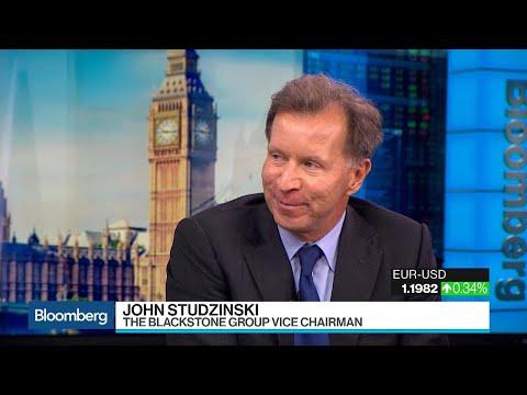 Blackstone's Studzinski Sees a Geopolitical Recession