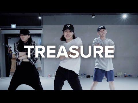 Treasure - Bruno Mars / Beginners Class