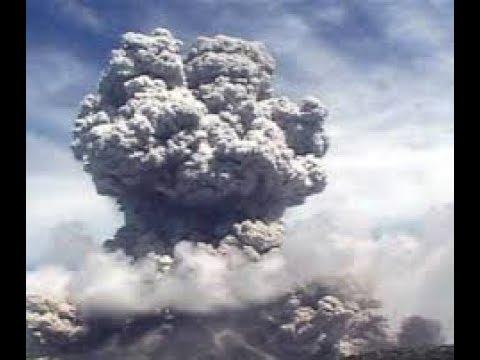 Ini Rekaman Ketika Gunung Agung Mel3tus pada 1963, Dampak yang Ditimbulkan Sangat Meny3dihkan