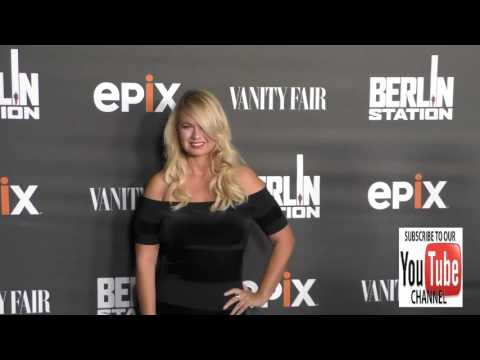 Angeline Rose Troy at the Premiere Of EPIX's Berlin Station at Milk Studios in Hollywood