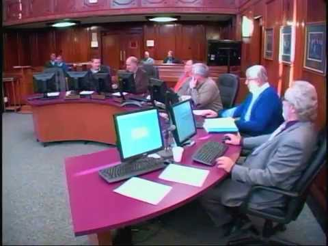 Bay Co. Personnel/Human Services & a Special Board of Commissioners - February 17, 2015