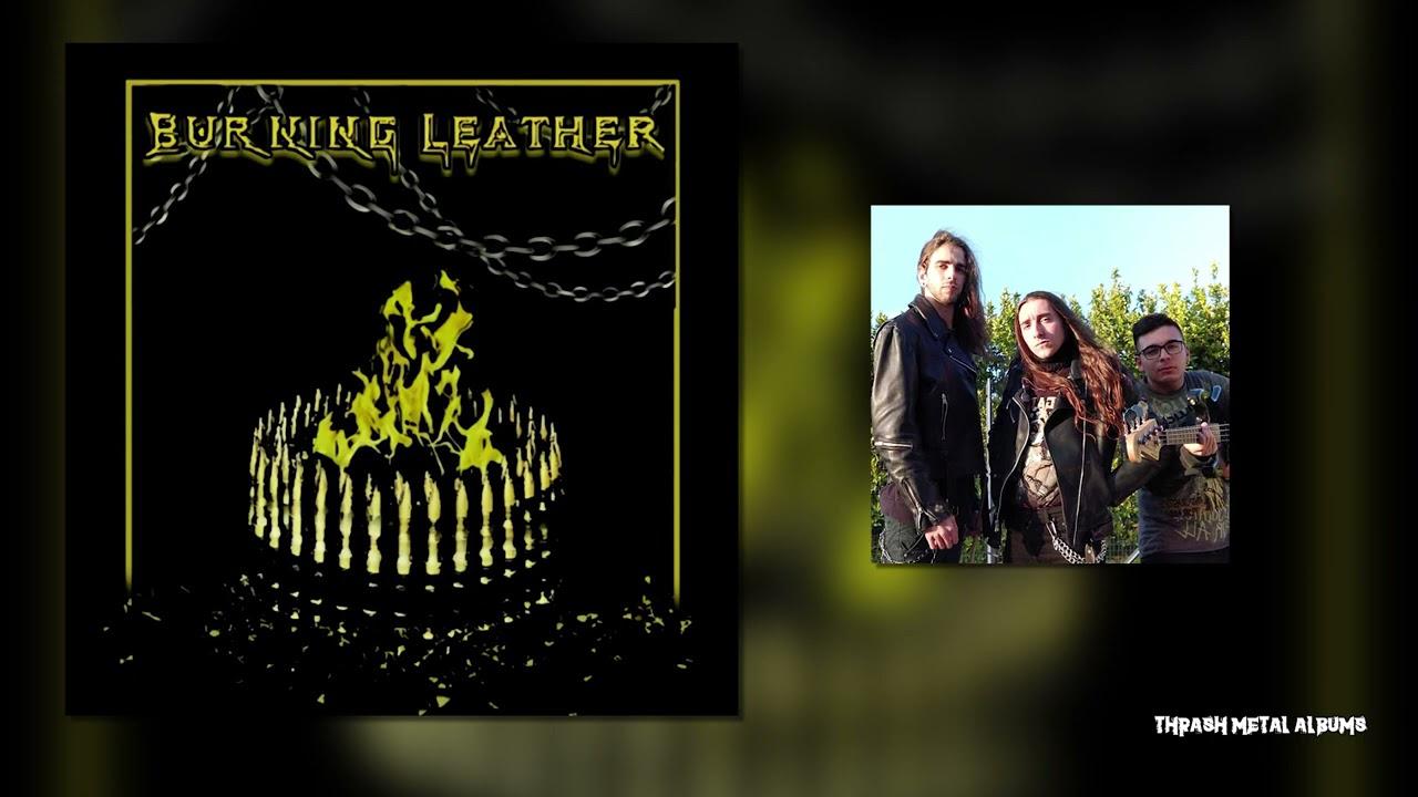 Burning Leather  - Burning Leather  [2021]  FULL ALBUM