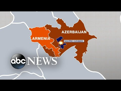 Azerbaijan and Armenia reignite decades-old conflict