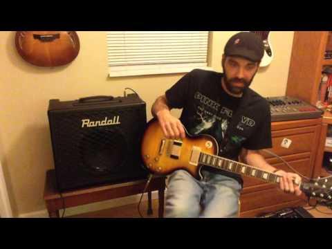 Randall RD20-112 Demo