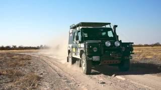 Botswana 4x4 Adventure