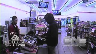 Trayvon Martin Buying Skittles and Ice Tea Moments Before His Untimely Death