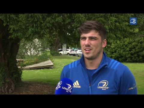 """""""It's a great opportunity"""" - Jimmy O'Brien talks pre-season with Leinster Rugby TV"""