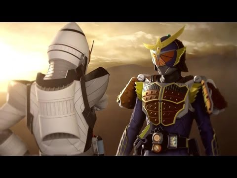 Kamen Rider Battride War II - Opening Trailer (PS3, Wii U)