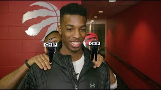 Two Chips On My Shoulder - Toronto Raptors on Cabbie Presents