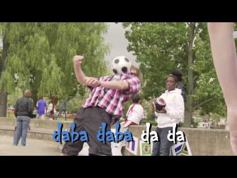 Get A Moving Move On - with Sing-A-Long lyrics