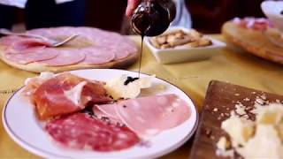Documentary Trailer: A Chef's Guide to Understanding Authentic Balsamic Vinegar of Modena