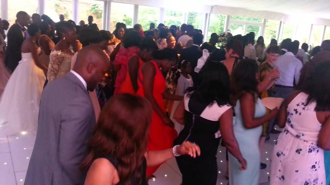 New African Wedding Dance Steps