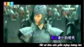 [HD] Mượn Trời Xanh Thêm 500 Năm Nữa (OST Triều Đại Khang Hy) - Hàn Lỗi (Vietsub)