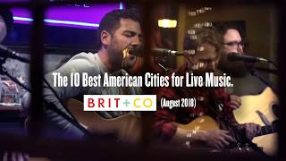 Nashville Tops the Charts