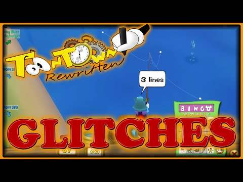 Toontown Rewritten - Fishing Glitch