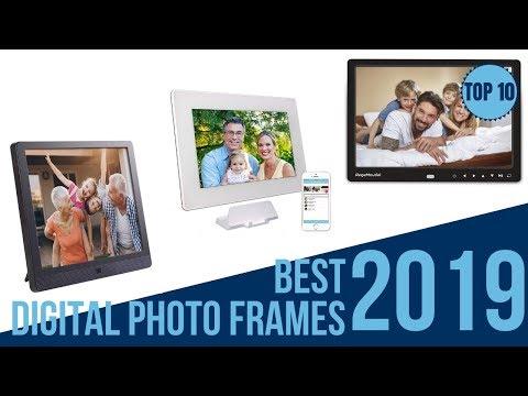 top-10:-best-digital-picture-frames-of-2019-/-best-10-digital-photo-frames-on-amazon