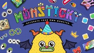 MonSticky - Decorate Monsters