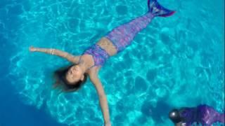 Planet Mermaids in the Pool