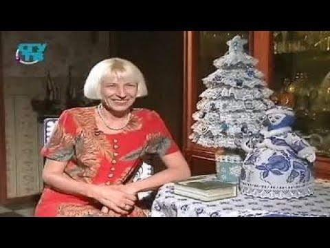 Людмила Любимова, рукодельница, мастерица. Шитьё, вышивка, лепка является надёжной опорой в жизни