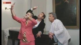 PIO E AMEDEO INCONTRANO TOTO CUTUGNO - VIDEO INCREDIBILE!