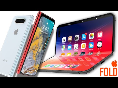 Apple Foldable iPhone! Latest Apple Leaks!
