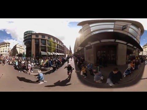 Der Metro Group Marathon in 360°