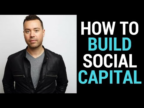 How To Build Social Capital Jordan Harbinger