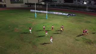 Lebanon v Syria - West Asia Rugby Sevens