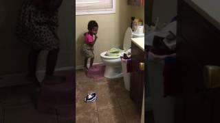 The Joys of potty training