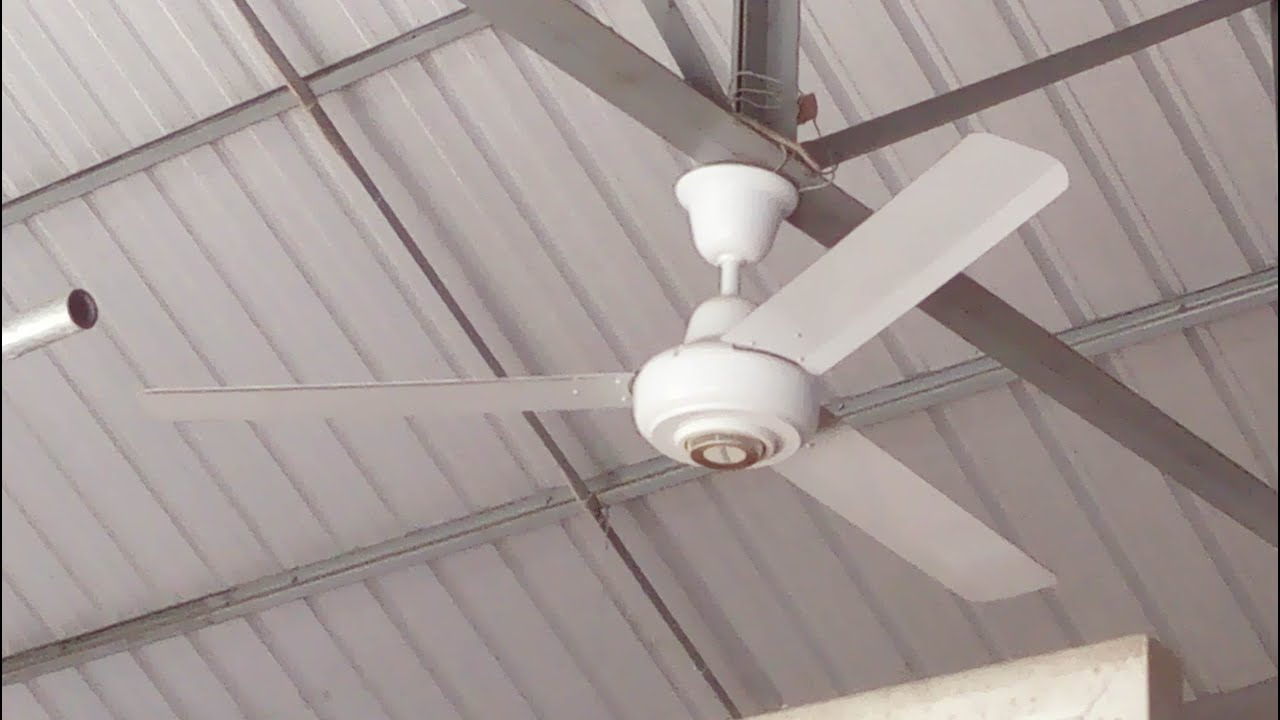 Uchida industrial ceiling fan