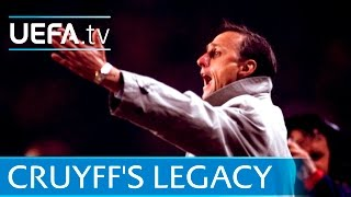 Johan Cruyff's Barcelona legacy