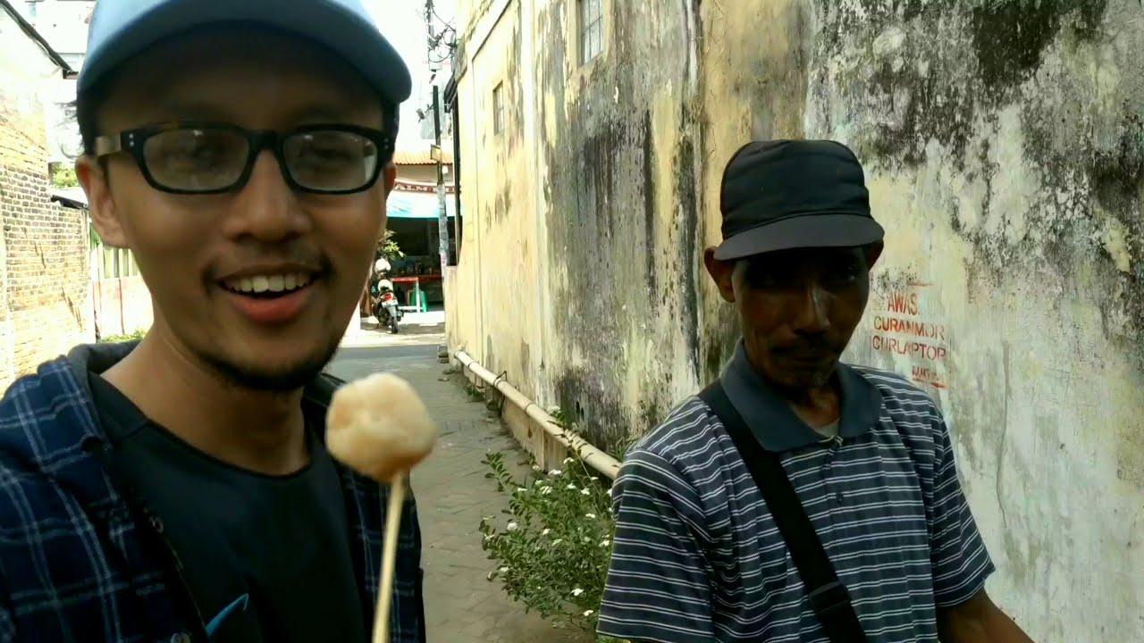 BAKSO KELILING   INDONESIAN STREET FOOD   Yogyakarta #PasukanAsik #lanjutkandikamu
