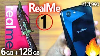 RealMe 1 (6GB | 128GB) Unboxing & Hands on Review! The Best Budget Phone of All Time?