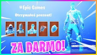 NEW WINTER SKINS PACK! -Fortnite Battle Royale