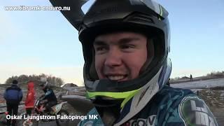 Enduro Vintercupen Östra Skaraborg 2018 Falköping