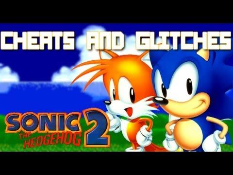 SC Cheats & Glitches: Sonic 2 - Debug, Level Select & Super Sonic