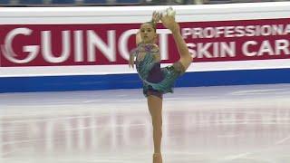 Камила Валиева выиграла юниорский финал Гран-при!