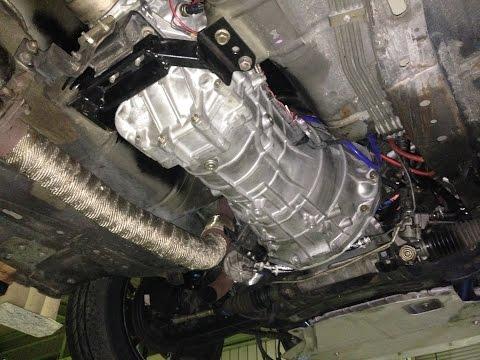 Mazworx Sr To Z33 350z Transmission Conversion Test Drive